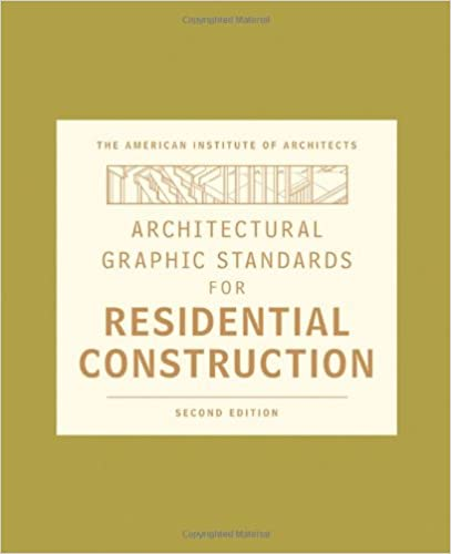 Architectural graphic standards for residential construction architectural graphic standards for residential construction 2nd edition fandeluxe Image collections