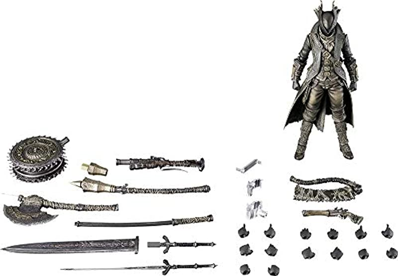 figma Bloodborne The Old Hunters Edition 사냥꾼 The Old Hunters Edition non스케일 ABS&PVC제 도장필 가동 피규어