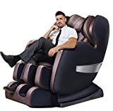 OOTORI Deluxe S-Track Massage Chair Recliner with 3D Robot Hand,...