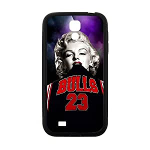 Happy Go Bulls Cell Phone Case for Samsung Galaxy S4