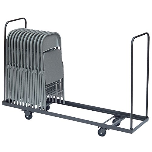 - Correll C1972 Truck for Folding Chairs, Holds upto 26-29 Chairs Standing, 19