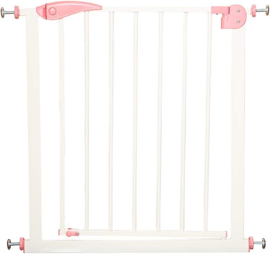 LGLE - Barrera de Seguridad para Puerta de bebé (100 cm), diseño de Perro y Gato: Amazon.es: Deportes y aire libre