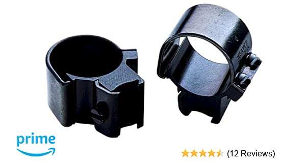 Black 49440 Weaver 22 Caliber 1 Inch Tip Off Rings Sporting Goods Hunting Scope Mounts Accessories Gloriajeanscoffees Co Th