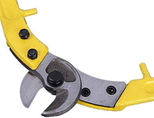 プライヤー工具修理工具、手動ケーブルはさみワイヤーカッターマルチスタンダードケーブルボルトはさみ滑り止めハンドル省力化