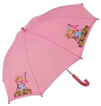 Signes Grimalt - Paraguas Infantil Kukuxumusu Princesa 71696SG