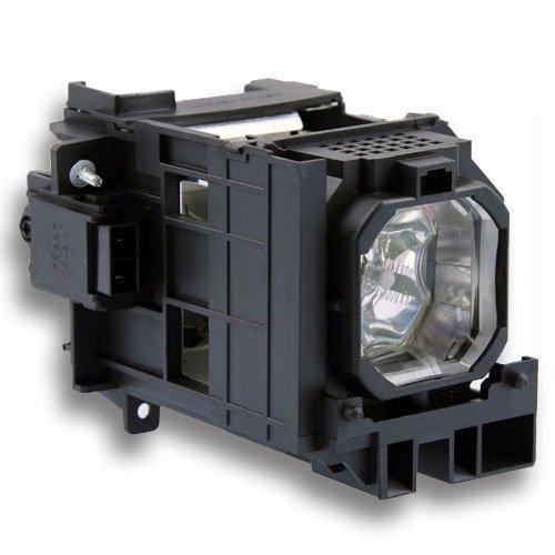 Nec NP1150+ 交換用プロジェクターランプ電球 ハウジング付き - 高品質互換ランプ   B00WQR1OEG