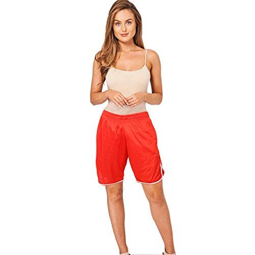Pantaloncini Red Shorts Donna Beach Mughnio dnqZYUwd