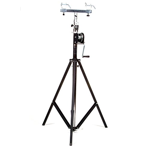 GLOBAL TRUSS ST132 Medium-Duty Crank Stand by Global Truss