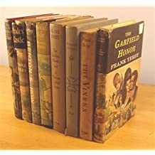 Frank Yerby 8 volume hardcover: Odor of Sanctity, Devil's Laughter, Judas my Brother, Floodtide, Girl from Storyville, Benton's Row, Old Gods Laugh, Fairoaks.