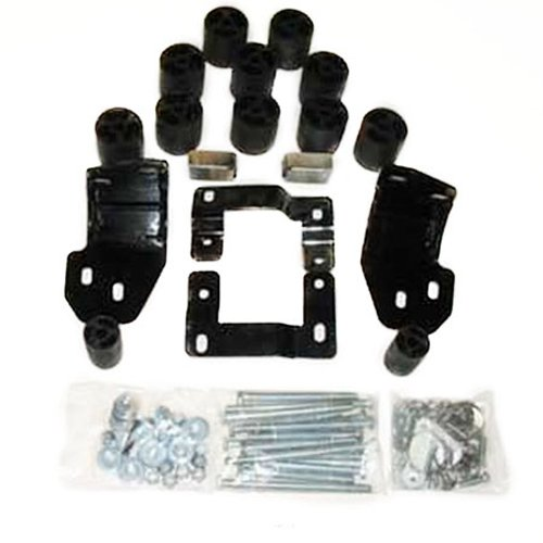 Performance Accessories (70023) Body Lift Kit for Ford Explorer