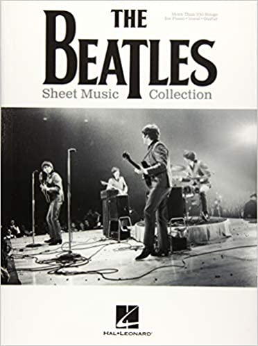 The Beatles Sheet Music Collection Beatles 0888680695330