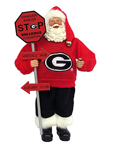 georgia bulldog figurine - 9