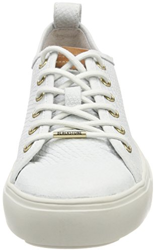 Blackstone Vrouwen Pl90 Sneaker Wit (wit)