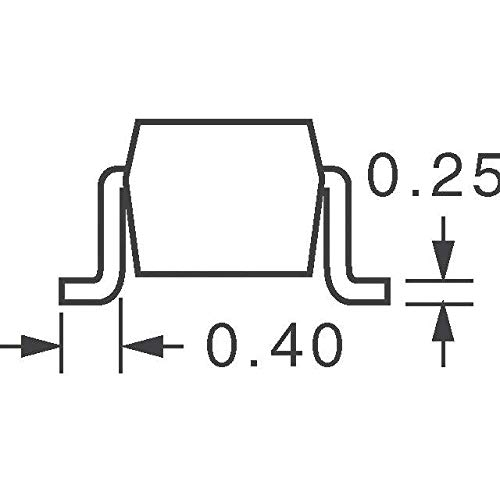 Pack of 100 MOSFET 2N-CH 60V 0.23A SOT363