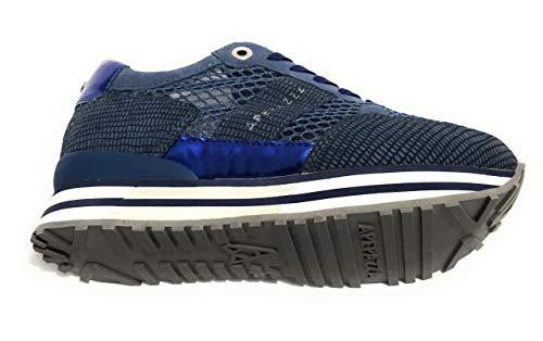 Rsd30 Azul Mujer Sneakers net Apepazza qd6wUq