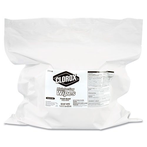 COX30220CT - Disinfecting Wipes Refill by Clorox