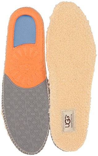 UGG Accessories Men's Twinsole Set Insole, Natural, 9 Medium US ()
