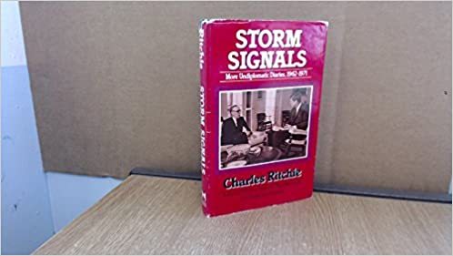 Book Storm signals: More undiplomatic diaries, 1962-1971