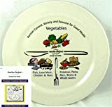 portion control plate 10 inch