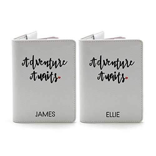 Couple Passport Holder