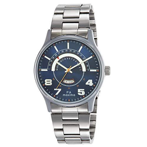 MAXIMA Analog Blue Dial Men's Watch – O-51961CMGI