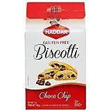 Haddar Biscotti Choco Chip Kosher For Passover 7 Oz. Pack Of 1.