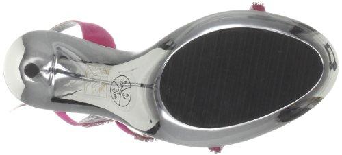 Evening Sandals Rosa pink Donna l18226w Sandali Unze PFdwC7qq