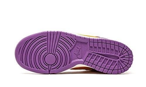 Nike - Dunk Prm Low Viotec - Farbe: Rot-Seladongrün-Violett - Größe: 38.0