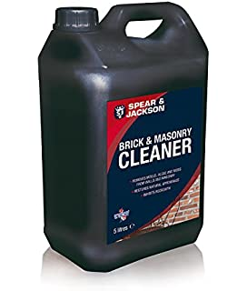 Good Spear U0026 Jackson 5L Brick And Masonry Cleaner