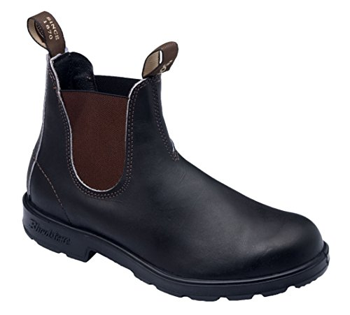 Blundstone Unisex Original 500 Series, Stout Brown, 7.5 M US Mens/ 9.5 M US Womens/ 6.5 AU by Blundstone