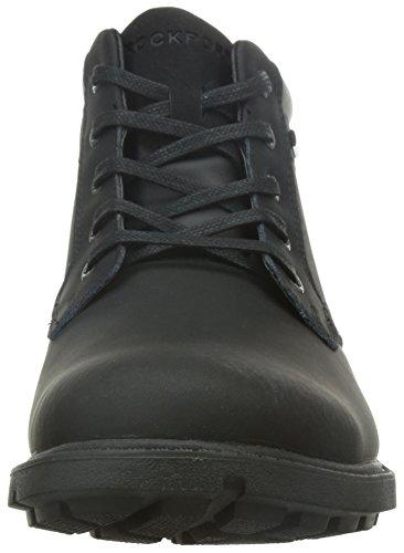Noir Rockport Toe Storm Plaint Surge Homme Boot Bottes Classiques xTgx8nS