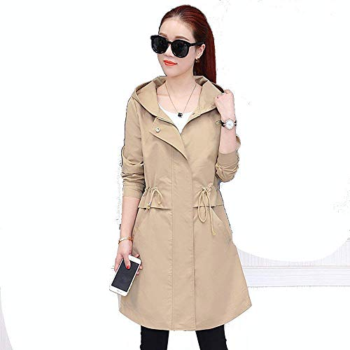 Trench Automne Printemps Fashion Casual Femme Longues Sp r8Ozrp