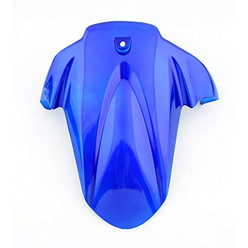 Rear Fender Mudguard Tire Hugger For Suzuki GSXR1000 2009-2010 (Blue)