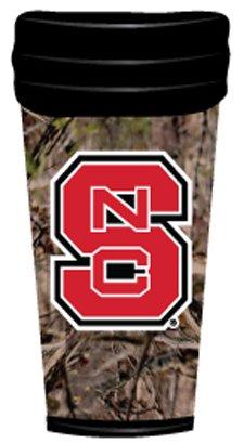 ETC NCAA North Carolina State Wolfpack Coffee Tumbler Camo