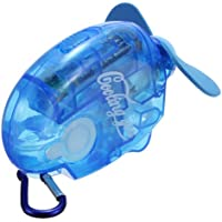 Blue Mini Lovely Portable Water Spray Cool Mist Sporting Summer Beach Cooling Fan