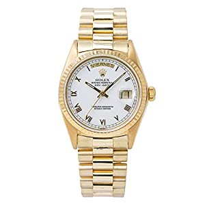 Best Epic Trends 41HpUn082gL._SS300_ Rolex Day-Date Quartz Male Watch 18038 (Certified Pre-Owned)