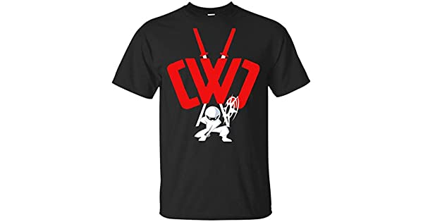 Amazon.com: CWC Chad Wild Clay Ninja - Camiseta con espada y ...
