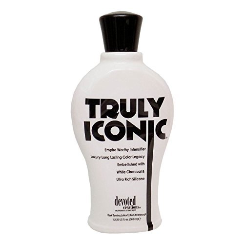 Truly Iconic Intensifier Tanning Lotion By Devoted Creations