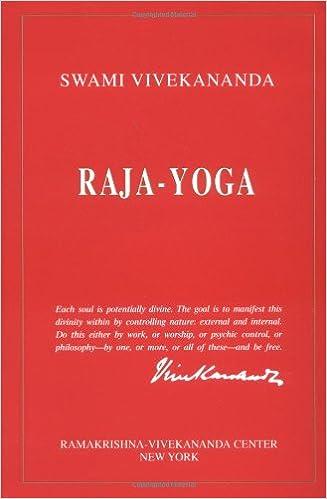 Raja Yoga Swami Vivekananda 9780911206234 Amazon Com Books