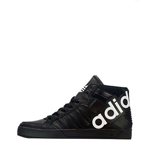 Adidas Hardcourt Grand Logo - Chaussures Hommes Black AQ2865 - Noir, 42