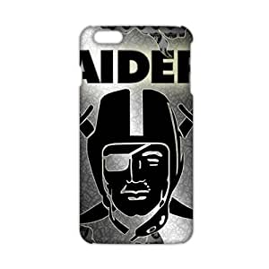 Slim Thin Oakland Raiders Phone Case for iPhone 6 Plus