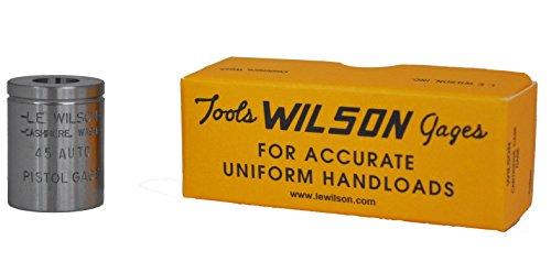 L.E. Wilson PMG-45A 45 Auto Pistol Max Gage