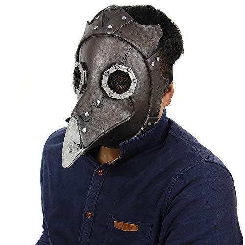 Halloween Costumes Stores In Ri (Halloween Men's Death Mask (Punk Style))
