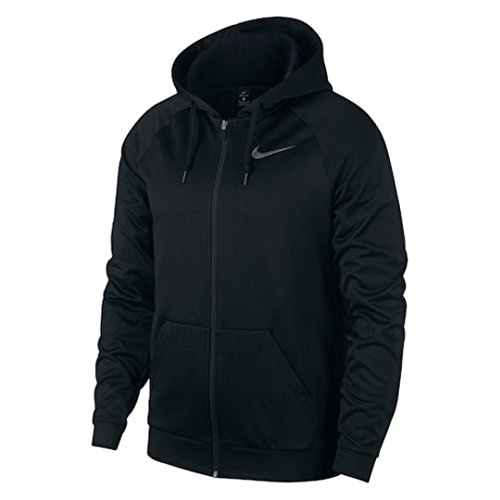 nike Men's Therma Full-Zip Hoodie-868323-medium by NIKE