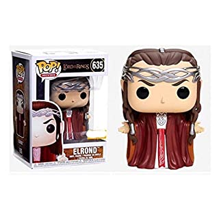 Funko POP! Movies: The Lord of The Rings - Elrond #635 - Hot Topic Exclusive!
