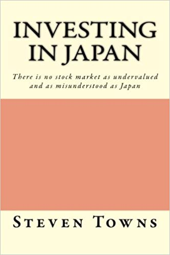 Investing in Japan: There is no stock market as undervalued and as