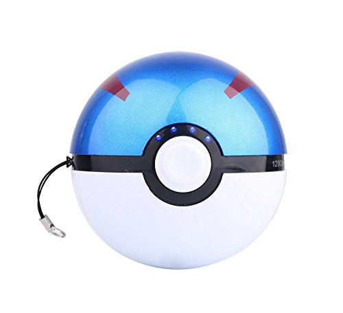 Pokemon Go Poke Ball 12000mAh Power Bank - 3