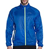 VUTRU Men's Running Jacket Lightweight Windbreaker Breathable Packable Skin Coat Wind Jacket M