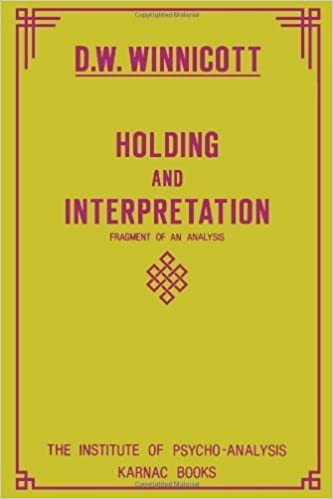 Book Holding and Interpretation: Fragment of an Analysis by Winnicott, D. W. (1989)