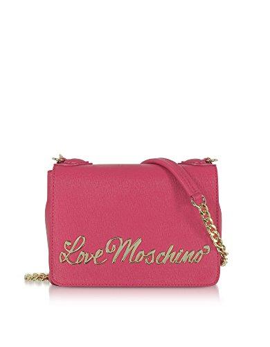 Love Moschino Borsa A Spalla Donna JC4244PP04KE0604 Poliuretano Fucsia